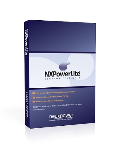 NXPowerLite Desktop 8 Serial Key With Crack Full Free Download
